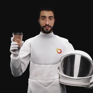 Astronauta Pedro