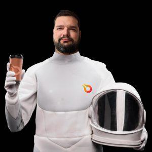 Astronauta Danilo Dantas