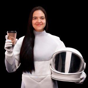 Astronauta Júlia