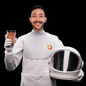 Astronauta Mateus