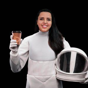 Astronauta Paloma