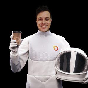 Astronauta Fabiano